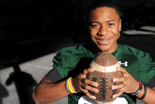 Malik Sherrod capped his senior season by leading Pacifica to a historic state championship.