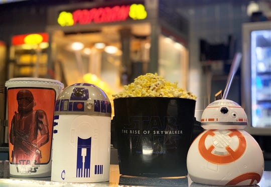 Get the best theatrical experience in the Tulare County area for Star Wars this weekend.