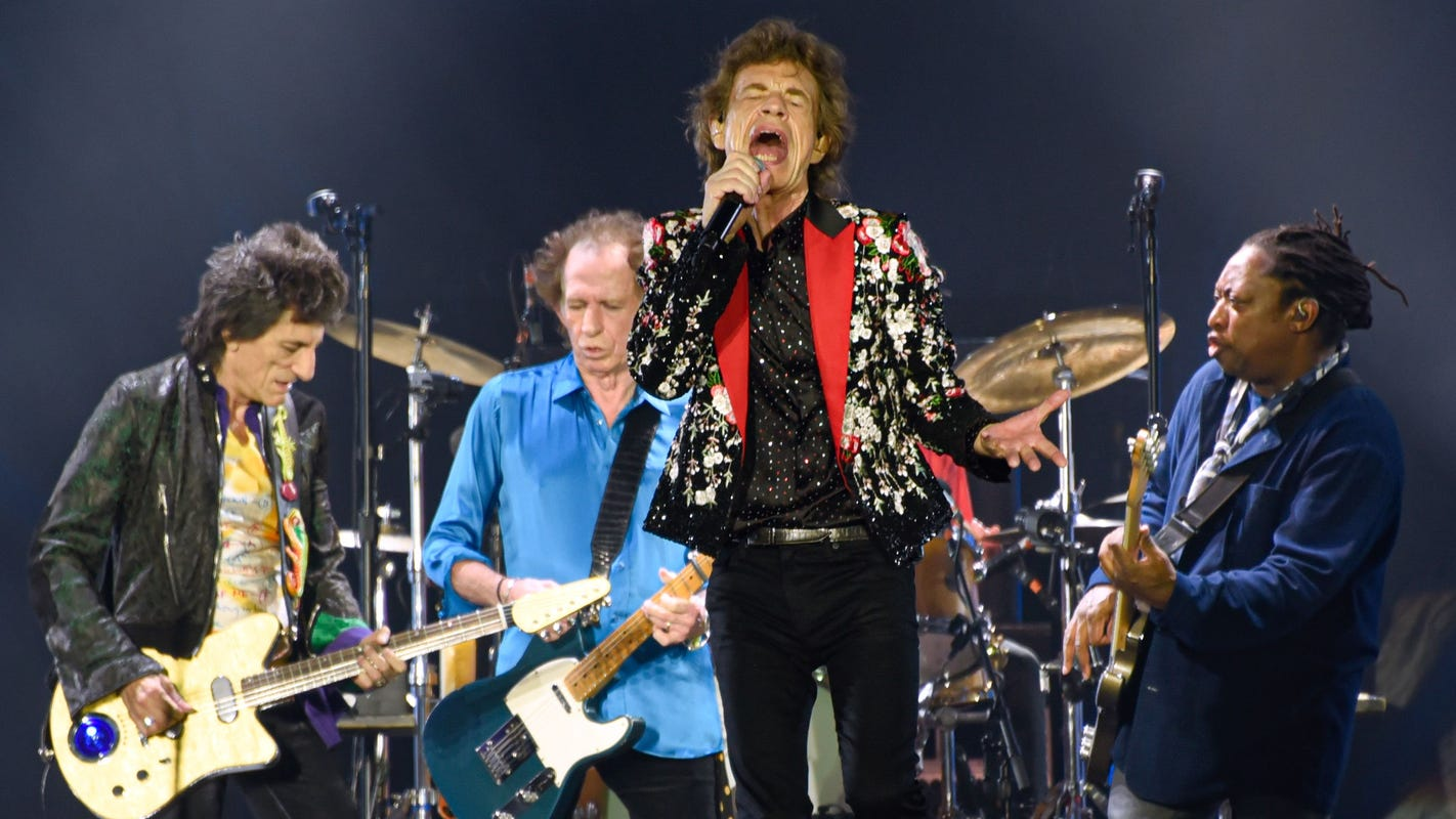 Coronavirus cancellations: Rolling Stones, 'Black Widow,' Billboard Music Awards, more postponements