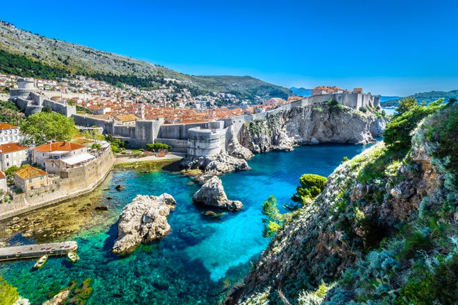Croatia also landed on Scott's list for cheap destinations in 2020. Hot spots include Dubrovnik, a UNESCO World Heritage Site.