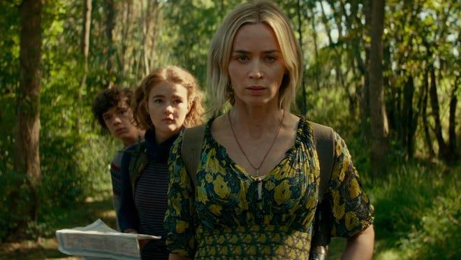 """A Quiet Place: Part II"" stars Emily Blunt."