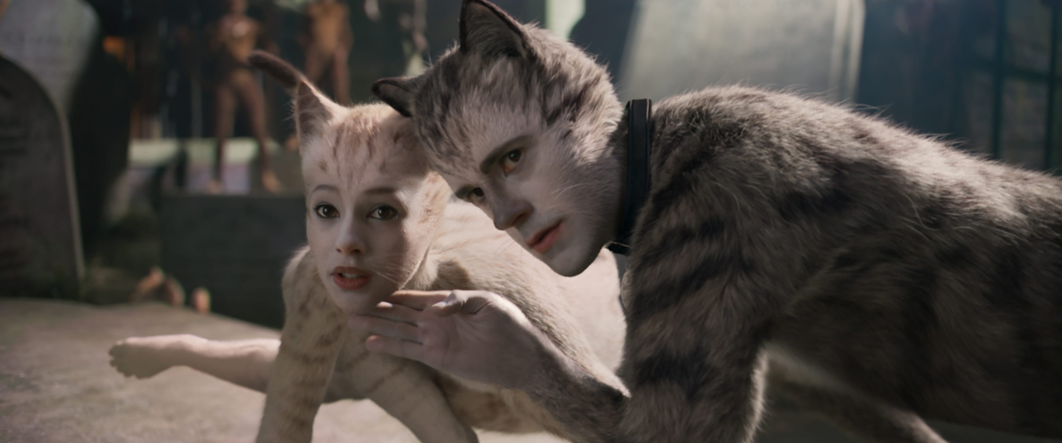 Cats\u0027 Here\u0027s why the movie felines are so sexual