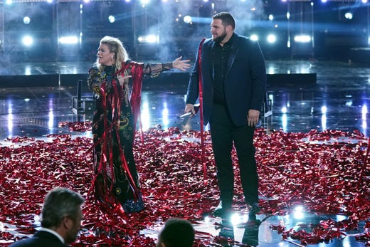 """Jake Hoot was Season 17's winner on """"The Voice,"""" earning Kelly Clarkson her third coaching win in four years on the show."""