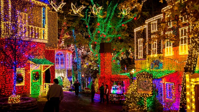 Theme park holiday preview: How Disney