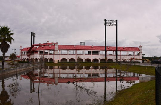 The former Cocoa Expo Sports Center, which now goes by the name Coastal Florida Sports Park, is being eyed by a co-owner of the Florida Fire Frogs as a possible future home stadium for the team.