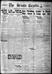 The front page of the Gazette on Dec. 17, 1919.