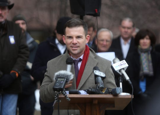 Ryan Messer, Cincinnati Public Schools board member
