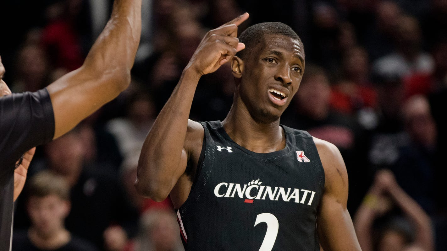 Cincinnati basketball earns season's first true road victory at UCF