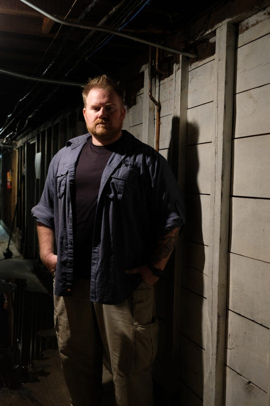 The Travel Channel is releasing a new ghost-hunting seriescalled, 'Trending Fear' and a Harrison resident Paul Bradford is one of the hosts.