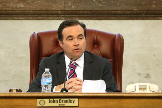 Cincinnati Mayor John Cranley says Cincinnati Public Schools leaders are wrongly attacking his administration over its proposal for a new deal with CPS on tax incentives.
