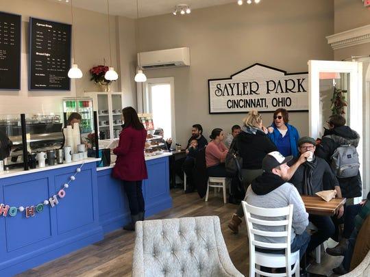 Sayler Park Coffee House