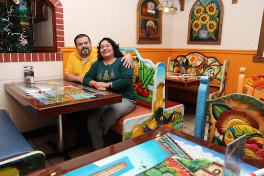 Gilberto and Georgina Rivera opened Yucatan Mexican Restaurant in Coshocton more than 20 years ago. The two met while working in a restaurant in Georgia.