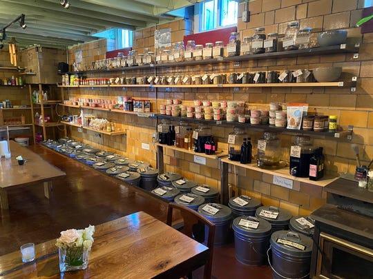 Detroit Zen Center's Living Zen Organics cafe in Hamtramck