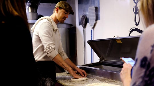 PizzaPlex in Southwest Detroit is hosting pizza-making classes with wine and cheese in the new year.