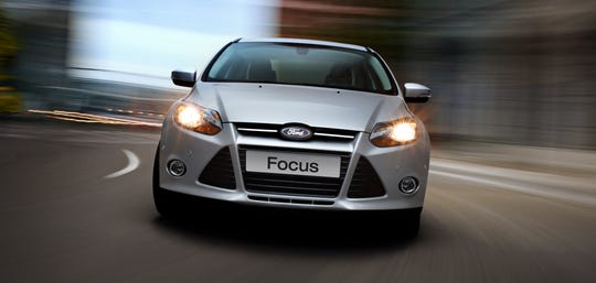 The 2014 Ford Focus