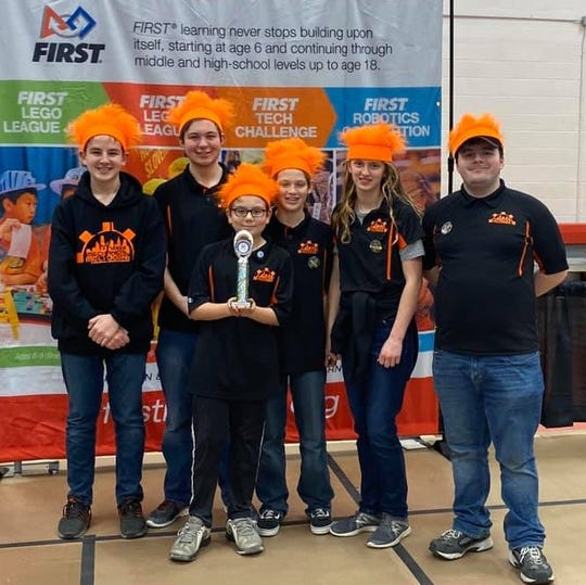 For the third year in a row, Mechanical Meltdown, the youth robotics team based in Watkins Glen, has earned advancement to the March regional championship