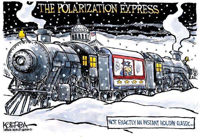 The Polarization Express.