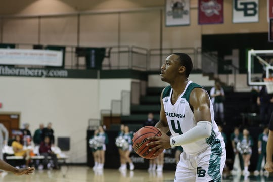 Freshman guard Jiovanni Miles had 11 points in his debut on Wednesday.