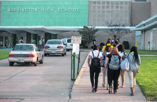 South Bend's Washington High School could be the site for the third Purdue Polytechnic High School in Indiana.