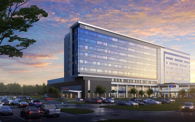 McLaren Greater Lansing has been building the future with the input of its staff and community every step of the way when designing its new state-of-the-art hospital.