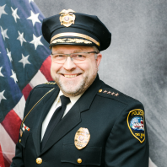 Two Rivers Police Chief Joseph Collins