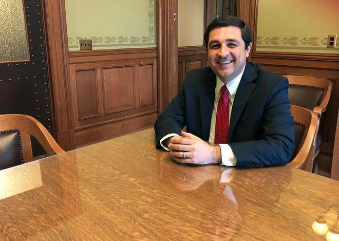 Wisconsin Attorney General Josh Kaul.