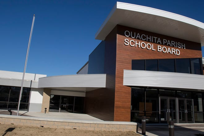 The new Ouachita parish school board building in West Monroe, La. is set to be fully functional by the end of January as staff settles in to the new space.