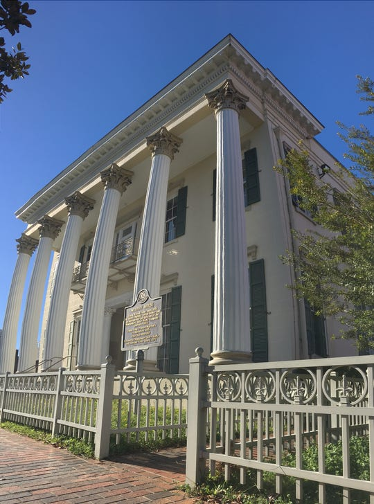 The Murphy House at 22 Bibb St. housed the Montgomery Water Works for 50 years.