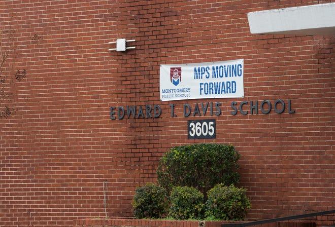 Davis Elementary School in Montgomery, Ala., on Tuesday, Dec. 17, 2019.