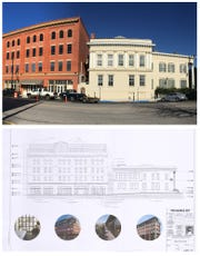 Plans were approved earlier this year for a new boutique hotel connected to the 1851 Murphy House in downtown Montgomery.
