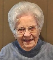 Dorothy Jackson, 100th Birthday