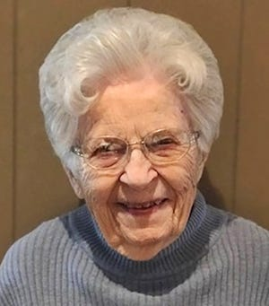 Dorothy Jackson, 100th Birthday