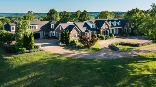 1577 Moran Road in Franklin sold for $7.4 million this year.
