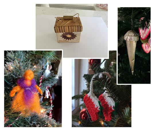 Naples Daily News readers shared the Christmas ornaments they're most fond of.
