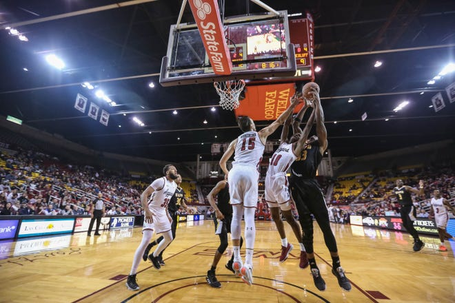 New Mexico State is hoping to fund a new video board at the Pan American Center with capital outlay funding.