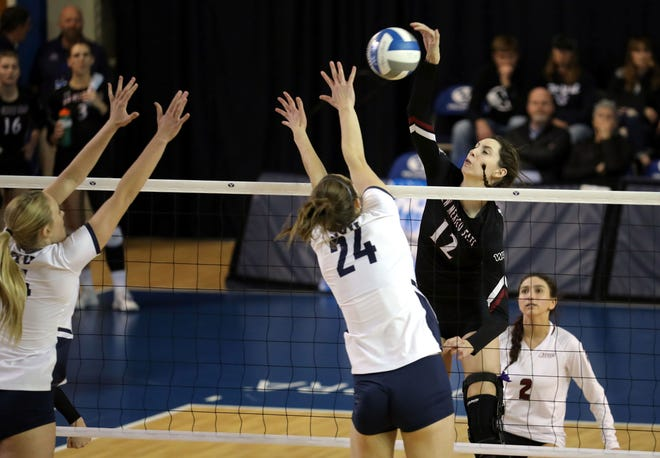 Megan Hart was named an AVCA Honorable Mention All-American, the AVCA announced on Wednesday.