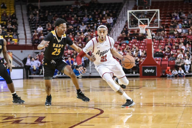 New Mexico State is set to host Chicago State on Thursday at 7 p.m.