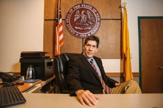 Chief Judge Manuel Arrieta was born in Deming and grew up in Stahmann Farms. He is the son of migrants.