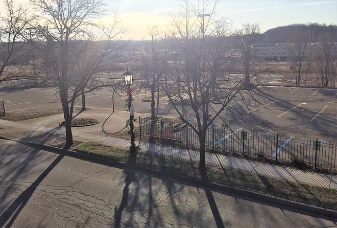The property south of Cady St. in Northville is creating a whirlwind of conversation between developers, residents and city officials.