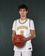 Cameron Coraggio of Horizon boys basketball