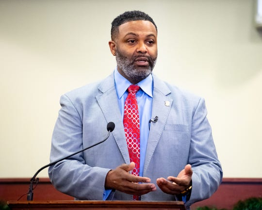 "Osborne ""Moe"" Robinson III, who most recently served as deputy chief at the Reading Police Department, said he has been shadowing outgoing Police Chief Troy Bankert since October."