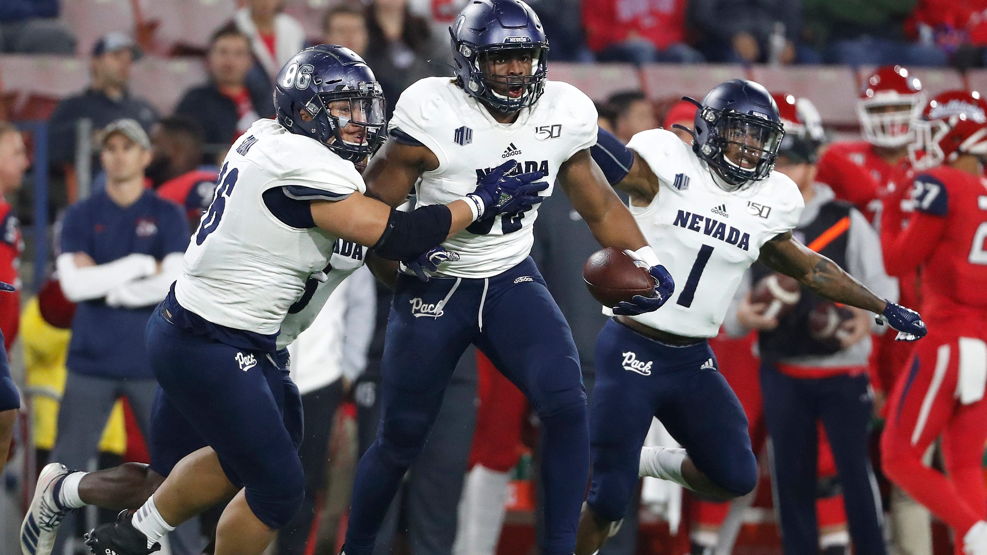 Nevada Football Overhauled Pack Defense Will Have A New Look Plenty Of Challenges