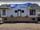 The historic Humphrey House on its new foundation in Old Southwest Reno just as renovations were beginning. The 1908 home was moved from UNR's Gateway District in April 2019.
