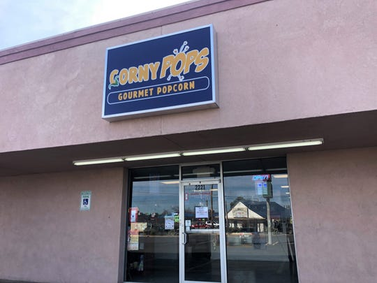 Corny Pops Gourmet Popcorn, 2221 Ave N., opened on April 24, 2019 and the last day is Dec. 21, 2019.