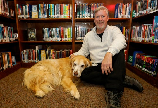 Kevin Huffman, principal at Robberson Elementary School, will be retiring.