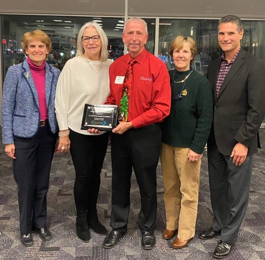Mayor Dave Kleis presented the 2019 Reflection of the Year award Wednesday night.