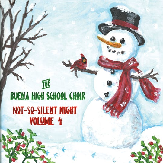 "The Buena High School Choir produced its fourth holiday album ""Not-So-Silent Night."""