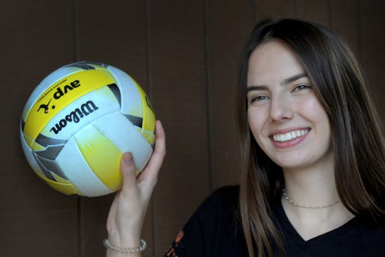 Westlake High outside hitter Katie Fleck is The Star's Girls Volleyball Player of the Year for 2019.
