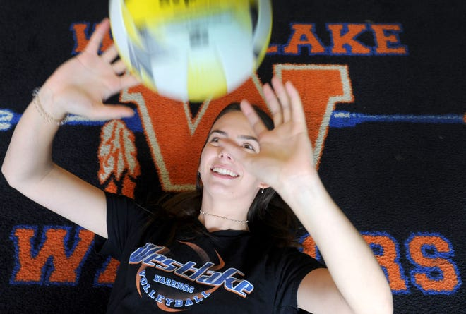 Outside hitter Katie Fleck led Westlake High with 181 kills and to another Marmonte League title.