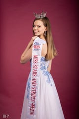 Samantha Layton of Vineland, Miss Stars and Stripes' Outstanding Teen 2020